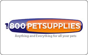 1-800-PetSupplies Gift Card