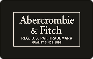 Abercrombie & Fitch Gift Card