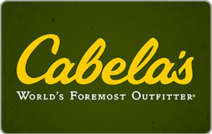 Cabela's® Gift Card