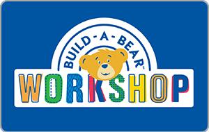 Build-A-Bear Workshop® Gift Card