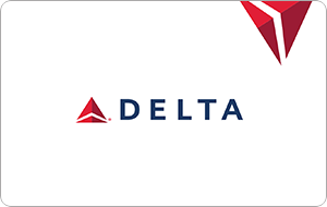 Delta Air Lines Gift Card