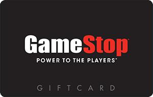GameStop® Gift Card