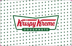 Krispy Kreme® Doughnut Gift Card