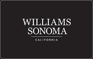 Williams Sonoma® Gift Card
