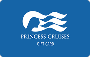 Princess Cruise Lines Gift Card