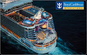 Royal Caribbean Gift Card
