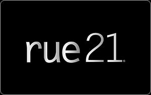 Rue21 Gift Card
