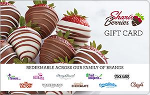 Shari's Berries Gift Card