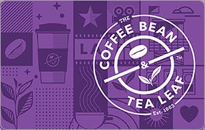 The Coffee Bean & Tea Leaf® Gift Card