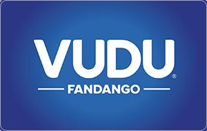 Vudu Gift Card